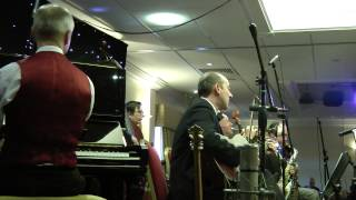 """GOT A DATE WITH AN ANGEL"": SPATS LANGHAM SINGS AL BOWLLY at WHITLEY BAY 2012"