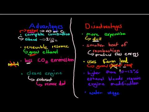 Advantages and Disadvantages of Ethanol as a Fuel - EasyChem - The ...