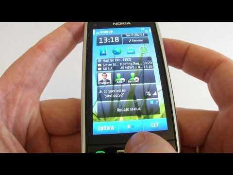 Tren Tay Nokia C6-01