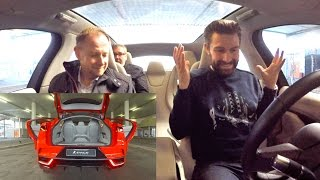 Jaguar I-Pace EXCLUSIVE First Test Drive
