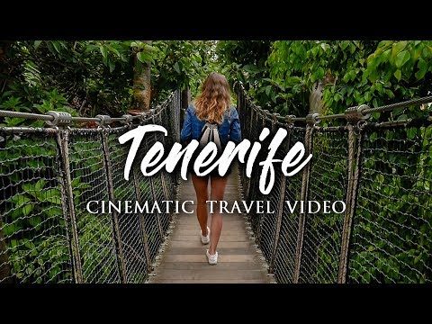 Tenerife - Cinematic