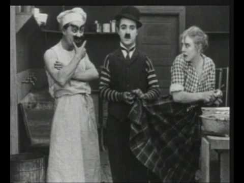 Charlie Chaplin - Police (1916) ULTIMATE EXTENDED EDITION (Part 1/5)