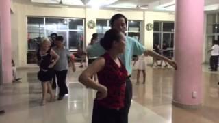 2015/7/20 ca lop tap samba nhac cham