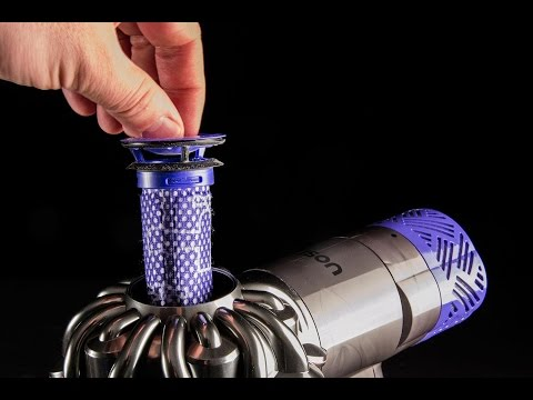 DYSON CORDLESS V6 - How To Service Yourself