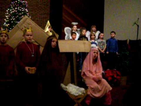KIDS Club Christmas - Song 1 of 6 - Silent Night