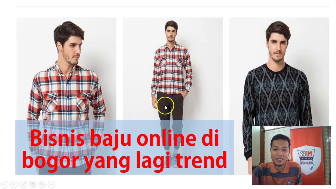 Bisnis baju online di bogor yang lagi trend - YouTube