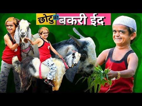 Chotu Dada Ki Bakri Eid Ka Bakra I Bakrey wala Khandesh Hindi Comedy | Chhotu Dada Comedy Video 2021
