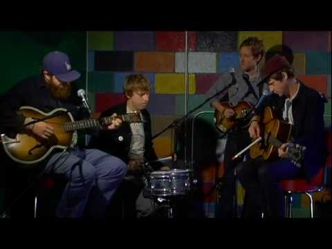 Darker My Love - Blue Day (Amoeba Green Room Session)
