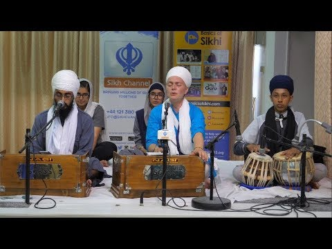 Live - Day 1 - Simran Jaap - Bibi Sukhmani Kaur Ji