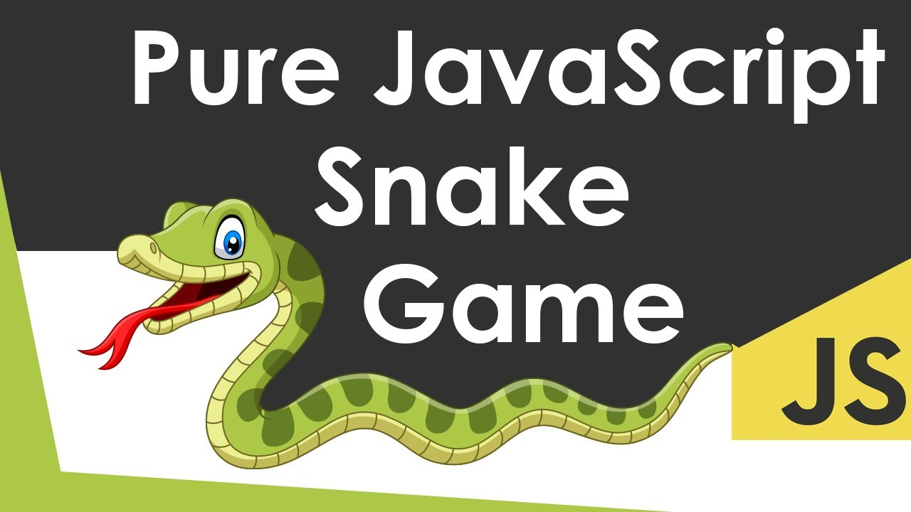 How to Build the Classic Snake Game using Pure JavaScript