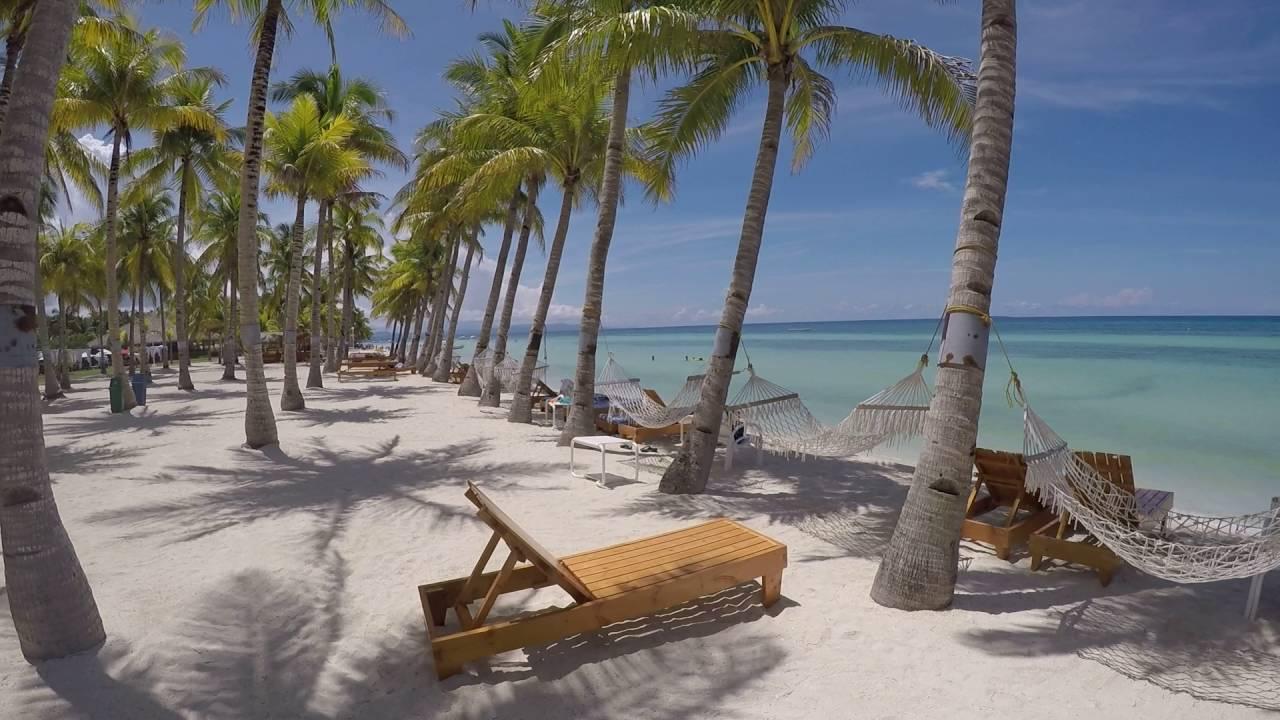 Dumaluan Beach Resort Map%0A Panglao Island  Dumaluan Beach  Bohol  Filipinas Junio