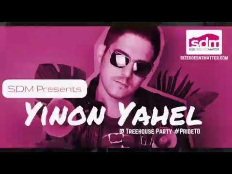 SDM's Interview with Israeli DJ Yinon Yahel- Toronto Pride 2016