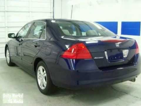 2007 Honda Accord #7A145873 in Webster Houston, TX 77598