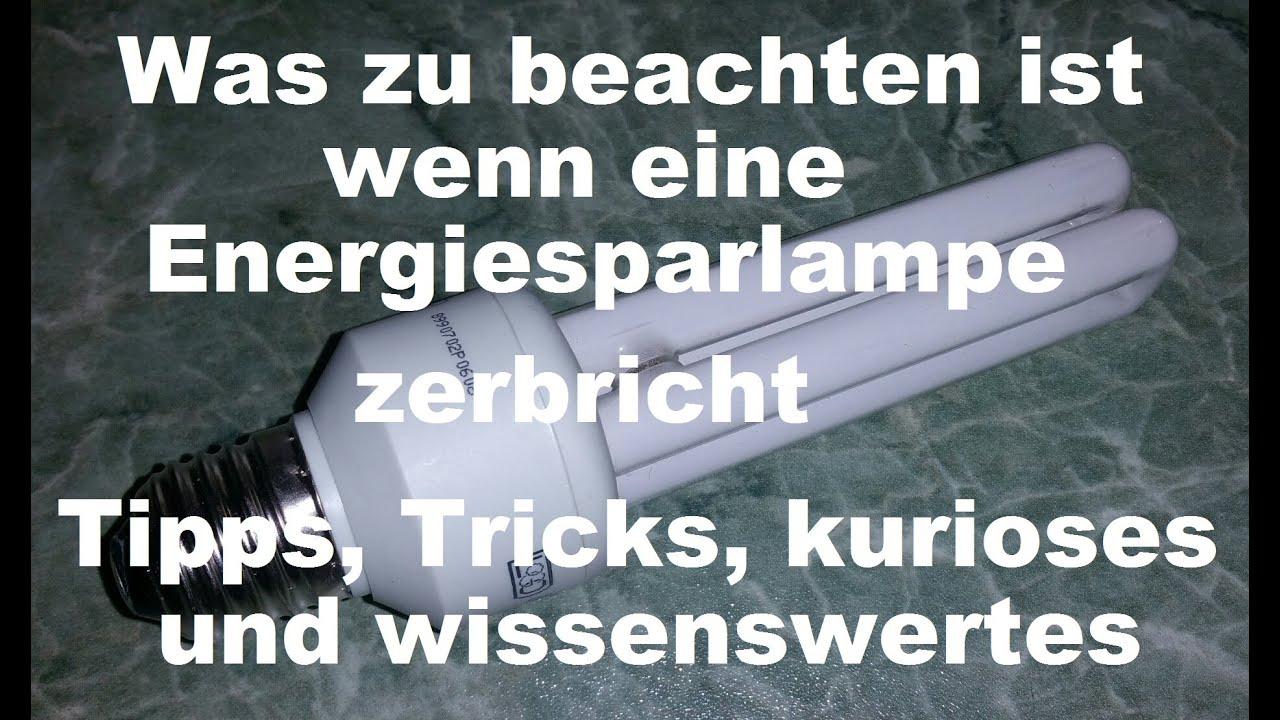 energiesparlampen enthalten quecksilber was tun wenn eine lampe kaputt geht giftige d mpfe. Black Bedroom Furniture Sets. Home Design Ideas