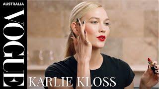 Karlie Kloss's red carpet beauty routine   Beauty   Vogue Australia