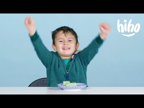 Indonesian Food | American Kids Try Food from Around the World - Ep 13 | Kids Try | Cut