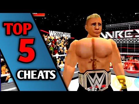 top-5-cheats-in-wrestling-career-of-wr3d-||-hgdiy