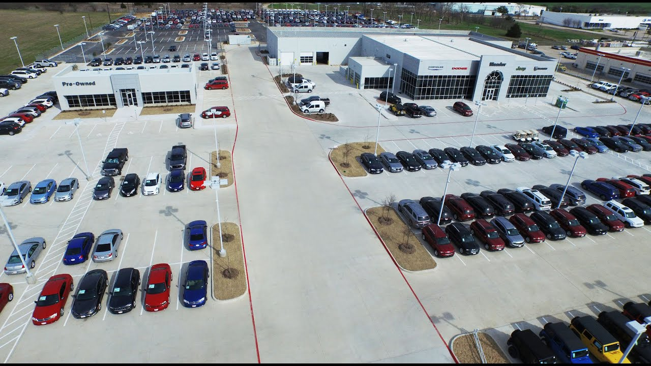 Meador New Home In Fort Worth Automotive Dealer Youtube