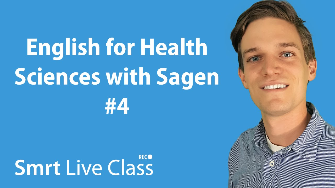 English for Health Sciences with Sagen #4