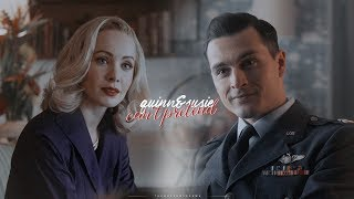 quinn + susie | cant pretend [project blue book]