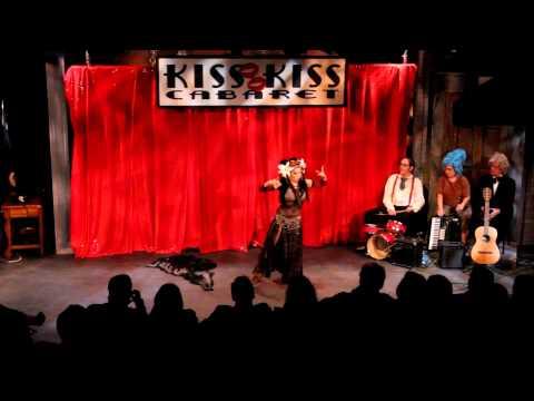 Lady India DeMinuit - Kiss Kiss Cabaret 2011