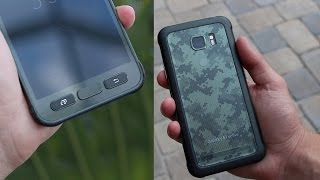 Repeat youtube video Samsung Galaxy S7 Active Review!