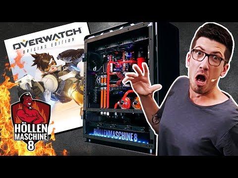 Overwatch-Battle mit AlexiBexi - Höllenmaschine 8 | #Gaming-PC