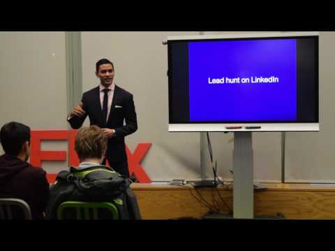 How to Bootstrap Your Tech Startup | Kumesh Aroomoogan | TEDxStuyvesantHS