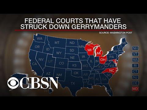 Supreme Court set to rule on gerrymandering