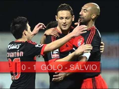 Olhanense - Benfica ( 0 - 2 )  -  7 de Abril de 2013  -  Relato TSF