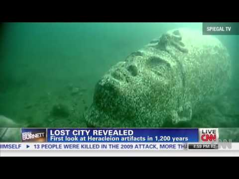Ancient Egyptian City Sinks Who Is To Blame Face2face Africa