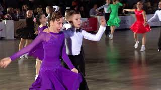2018 StarLight Grand Prix Cup Live Juvenile 2 D Latin 1 8 Final
