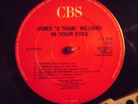 JAMES D TRAIN WILLIAMS - CURIOUS