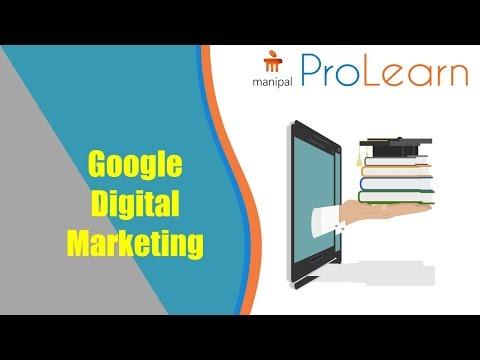 Digital Marketing Professional Program (in association with Google)