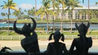 ウルトラマン家族出演CM ヒルトン・ワイコロア・ビレッジ ウルトラハワイ  円谷プロ ハワイ州観光局