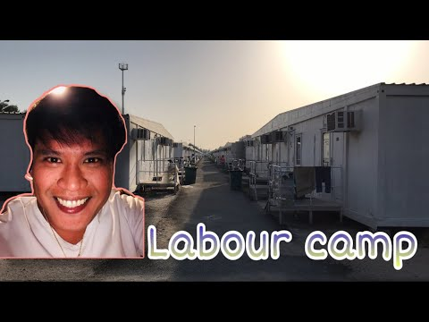 How to live on a Labour Camp | Life in qatar | Vlog#8