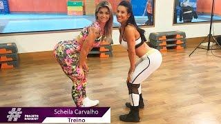 Treino - Scheila Carvalho - Projeto Baba Baby thumbnail