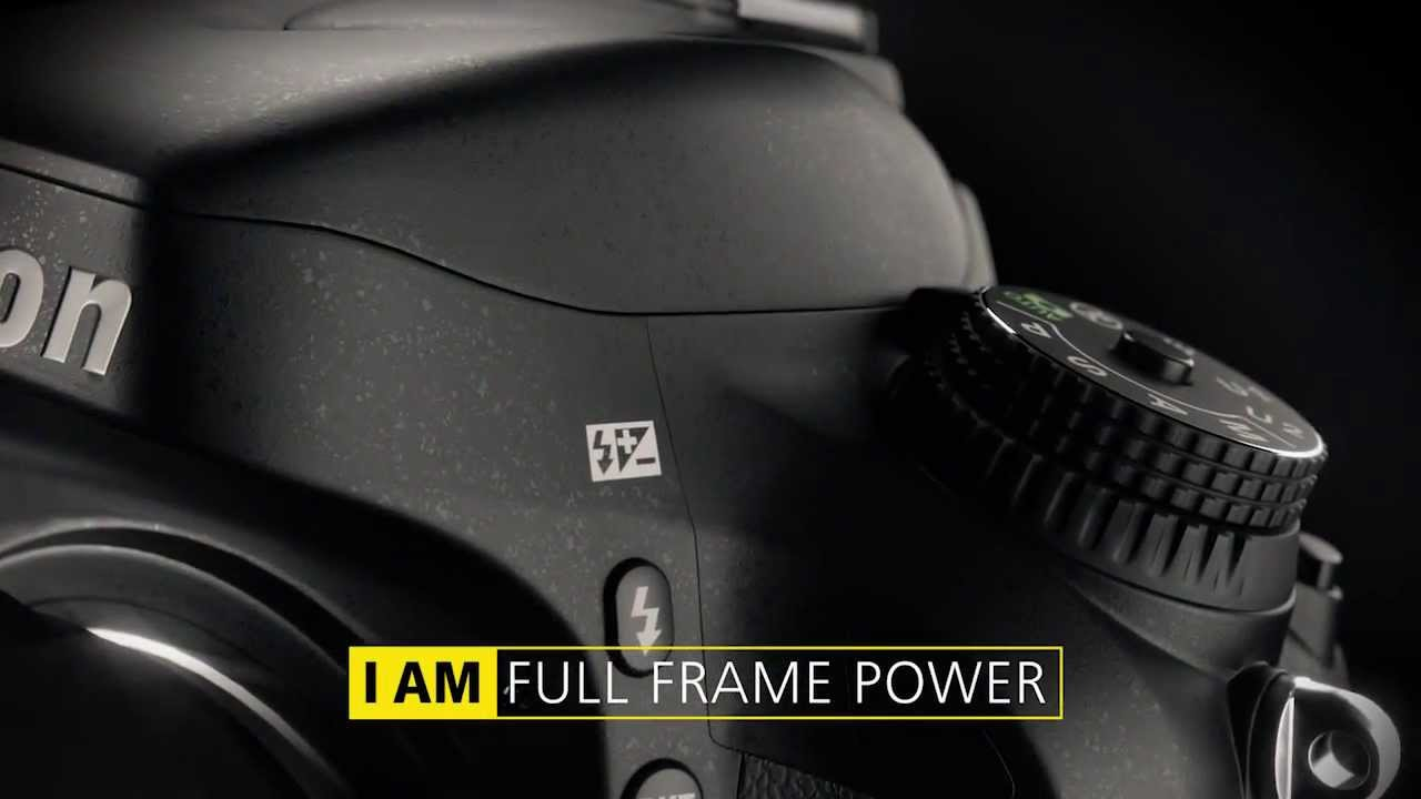 Nikon D610 product video (English) - YouTube