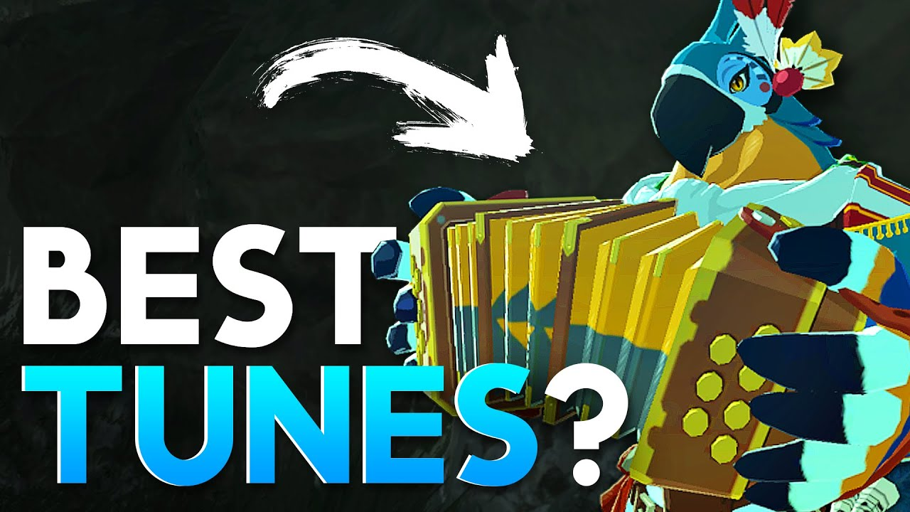 Who is The BEST Musician in The Legend of Zelda?