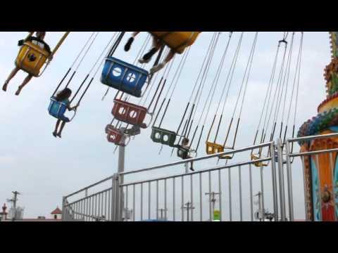 H and L - Ocean City, NJ boardwalk - swings 2012