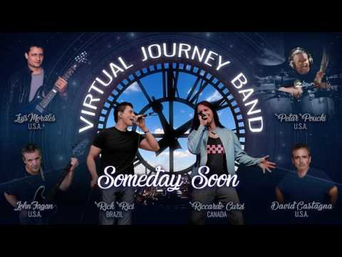 JOURNEY - Someday Soon (Virtual Journey Band)