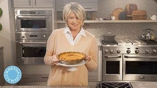 A Perfect Bruléed Pumpkin Pie for the Holidays - Martha Stewart