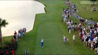 Ian Poulter tries speed golf to finish round 3 of THE PLAYERS