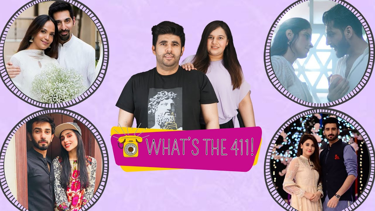What's The 411! | Aagha Ali And Hina Altaf In Hot Water | Saba Qamar's Infamous Twirl | Episode 19