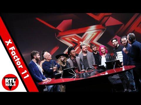 I semifinalisti di X Factor 11 a RTL 102.5