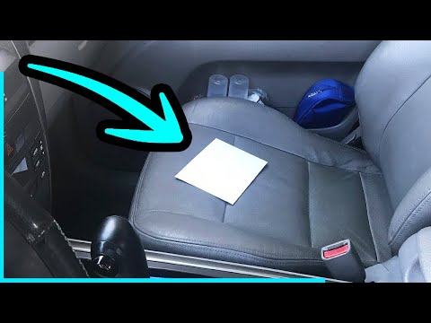 If You Find an Envelope in Your Car, Throw It Without Opening