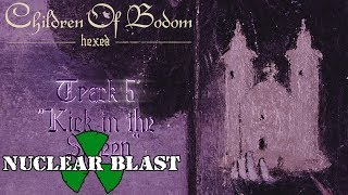 """CHILDREN OF BODOM – """"Kick In The Spleen"""" (OFFICIAL TRACK BY TRACK #5)"""