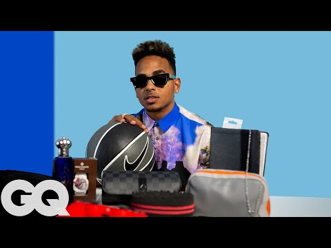 10 Things Ozuna Can't Live Without | GQ