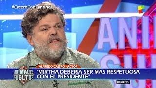 """Alfredo Casero en """"Animales sueltos"""", de A.Fantino (completo HD) - 21/03/17"""