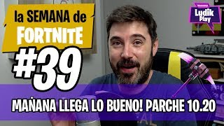 #39 LSDF: MORNING COMES GOOD! 10.20 PARK FORTNITE SAVE THE WORLD Spanish Gameplay